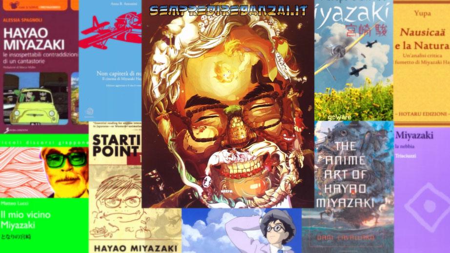 10 libri su Miyazaki per arricchire le nostre 'anime'