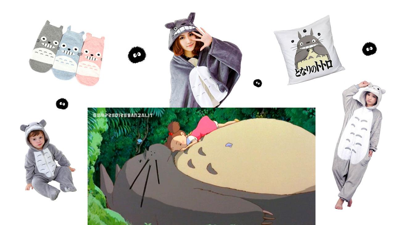 Dormire con Totoro: 10 idee per dolci sogni Ghibli