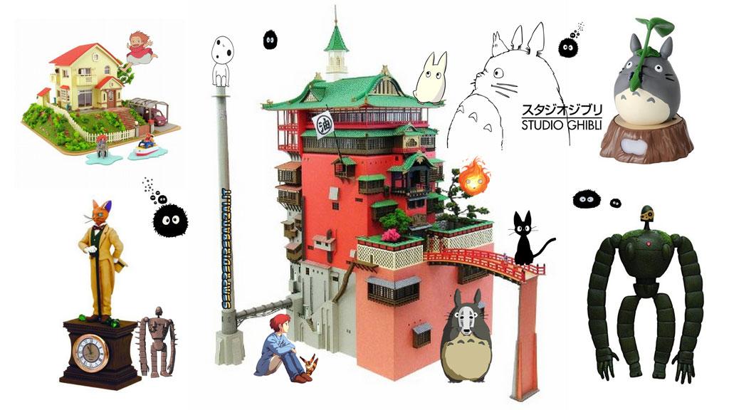 10 regali Ghibli esagerati per stupire a Natale!
