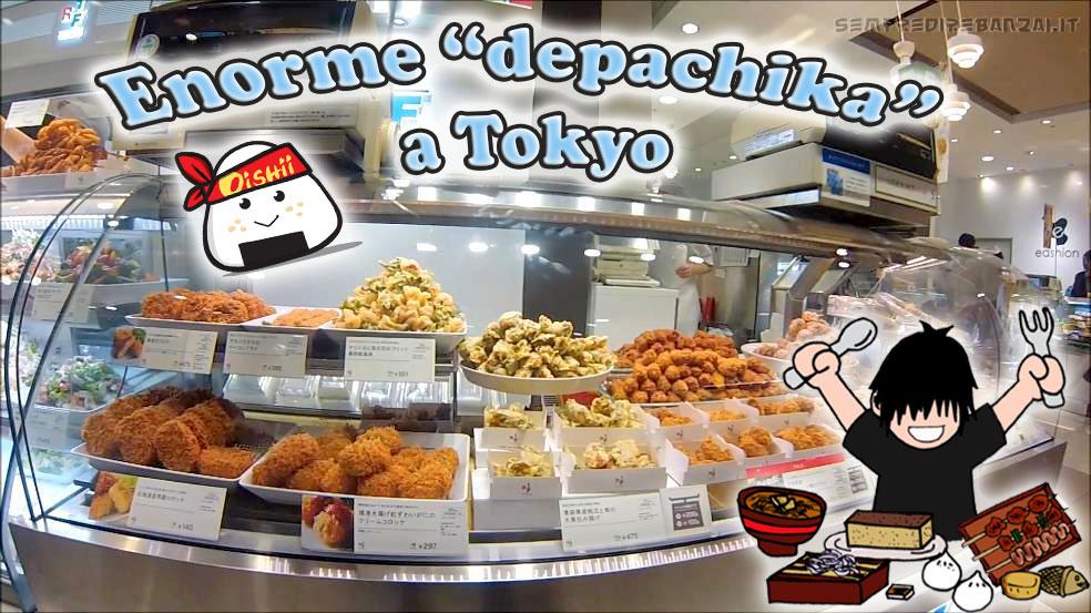 """Enorme """"depachika"""" a Tokyo, Tokyo2016"""