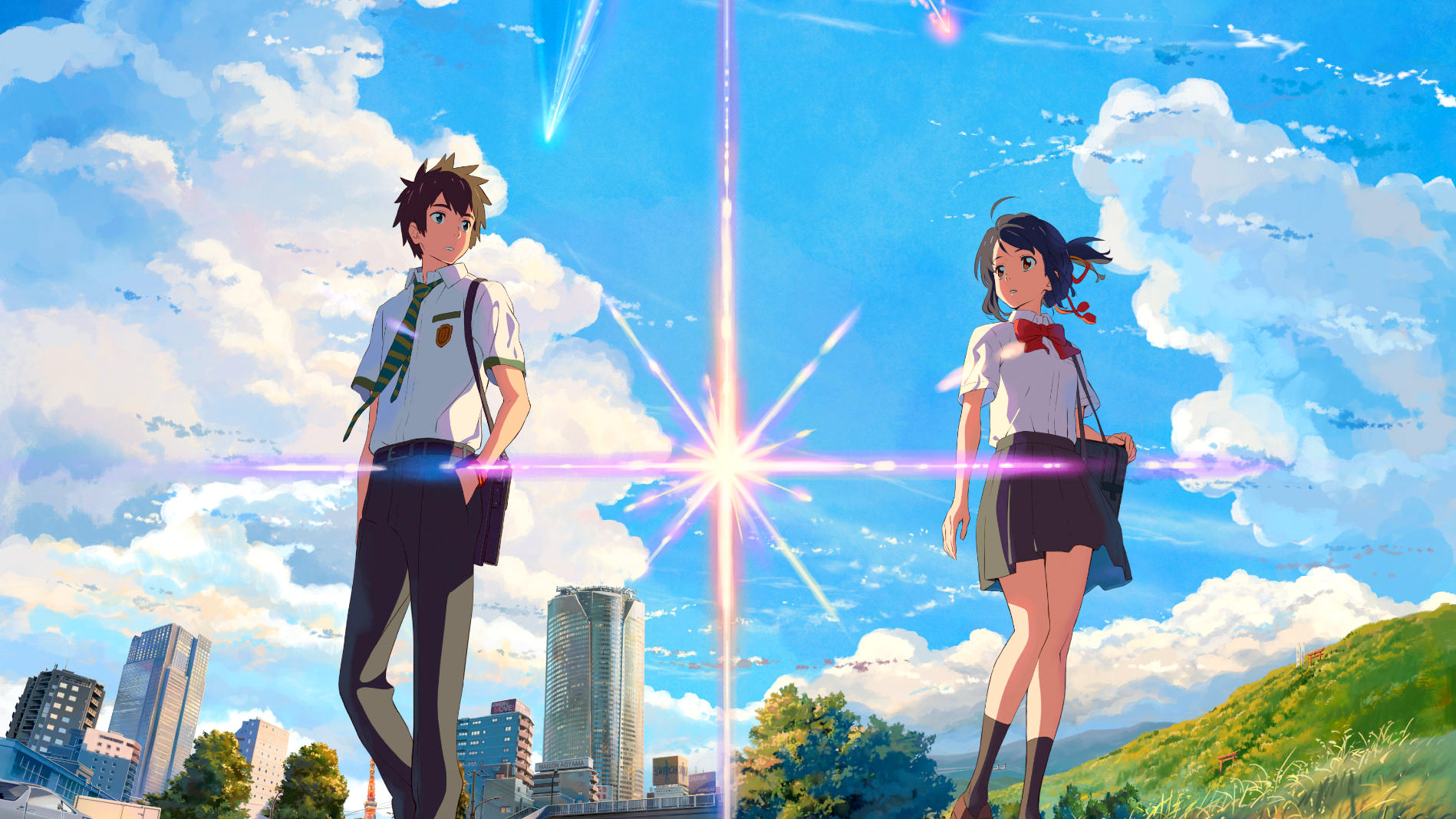 Your Name di Shinkai finalmente al cinema! 23-25 gennaio 2017