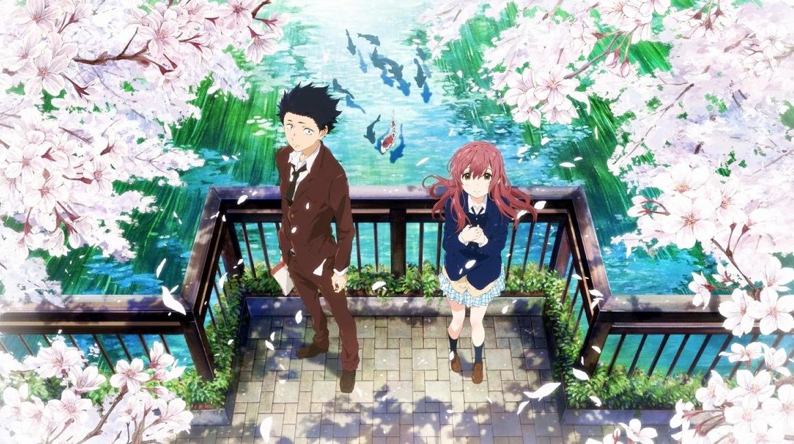 A Silent Voice miglior film KyoAni 2,2 miliardi di yen di incassi