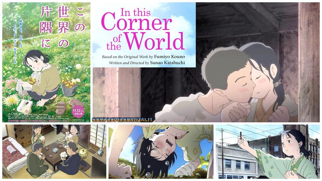 In This Corner of the World tra i migliori 3 anime film del 2016