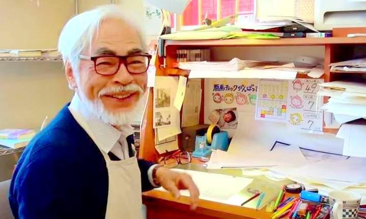 Studio Ghibli cerca artisti per il nuovo film di Miyazaki!