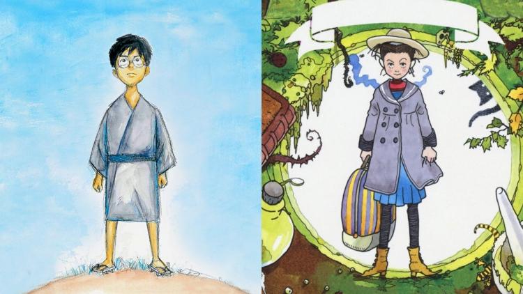 Hayao Miyazaki e il figlio Goro al lavoro per due nuovi film Studio Ghibli