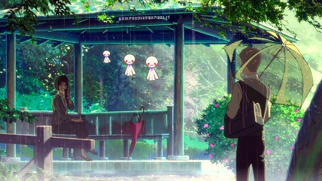 La stagione delle piogge in Giappone: Umeboshi e Teru Teru Bozu
