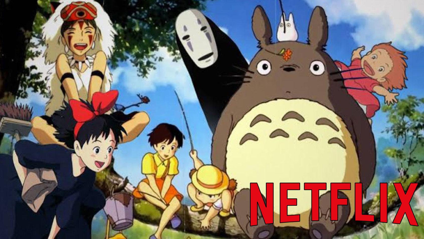I film Studio Ghibli finalmente su Netflix! Calendario di tutte le uscite